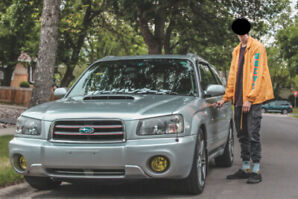 2002 Subaru Forester XT