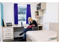 STUDENT ROOM TO RENT IN CARDIFF. STANDARD ENSUITE WITH PRIVATE BATHROOM AND PRIVATE KITCHEN