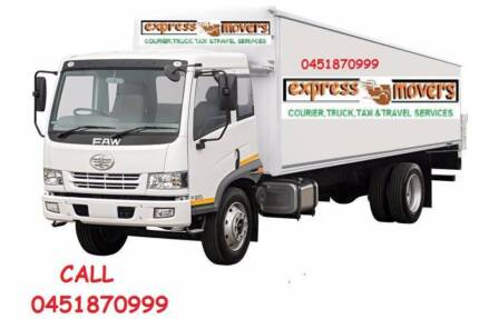 EXPRESS MOVERS! HOUSE MOVING, IKEA, GUMTREE PICKUPS, OFFICE MOVER