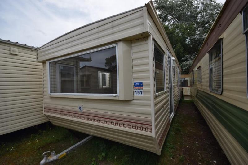 Bk Bluebird Static Caravan Calypso 28x10 2 Beds New