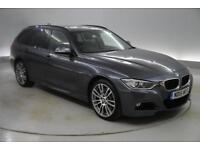 BMW 3 Series 335d xDrive M Sport 5dr Step Auto [Prof Media]