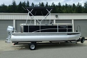 2013 Harris Flote Cruiser 200