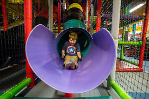 PLAYTRIUM INDOOR FAMILY ACTIVITY CENTRE...FUN HAPPENS ! Kingston Kingston Area image 8