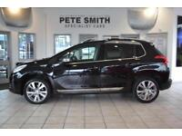 Peugeot 2008 1.6 BLUE HDI S/S FELINE MISTRAL WITH PANORAMIC ROOF 2016/16