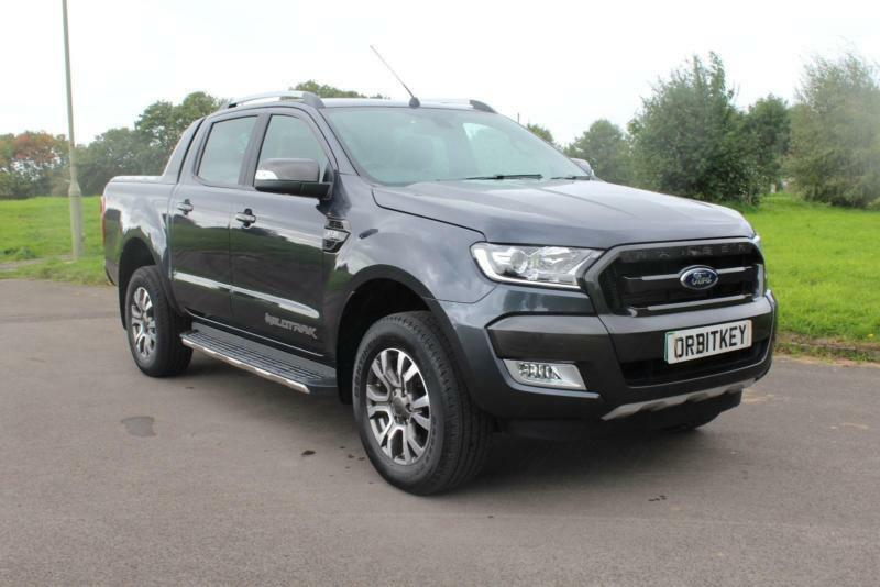 Ford Ranger WildTrak 32 TDCI 200 PS Automatic New 67 Reg Diesel Pick Up Truck