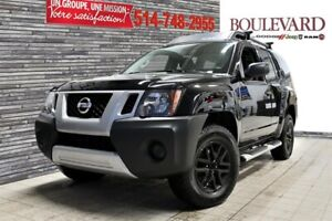 Nissan Xterra 4WD BLUETOOTH ALL BLACK TRES PROPRE 2014