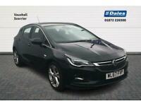 2018 Vauxhall Astra 1.4T 16V 150 SRi 5dr Auto Hatchback Petrol Automatic