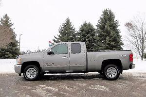 2012 Chevrolet Silverado 1500 4x4-  ONE OWNER & 4 NEW TIRES!!