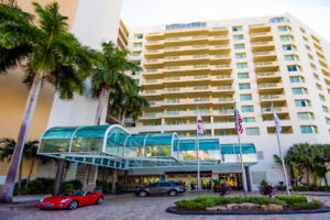 One-Bedroom Suite at Gallery One Fort Lauderdale FL