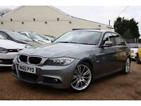 2010 60 BMW 3 SERIES 2.0 318I M SPORT BUSINESS EDITION 4D - RAC DEALER