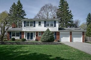 Beautiful Detached Home for rent in Mill Pond