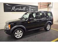 2008 08 LAND ROVER DISCOVERY 3 2.7 3 TDV6 HSE 5D AUTO 188 BHP 7 SEATS DIESEL