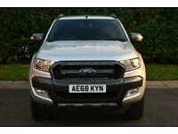 2018 Ford Ranger Pick Up Double Cab Wildtrak 3.2 TDCi 200 *NO VAT* PICK UP Diese
