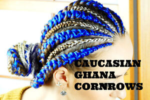 Caucasian Hair Braiding- Very Affordable London Ontario image 8