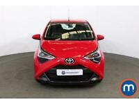 2019 Toyota AYGO 1.0 VVT-i X-Play 5dr x-shift Auto Hatchback Petrol Automatic