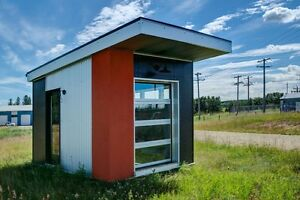 MOTORCYCLE SHEDS....
