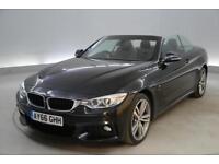 BMW 4 Series 435d Xdrive M Sport Auto