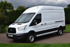 Ford Transit L3H3 Lwb high roof 2.2 tdci 6 speed 125ps