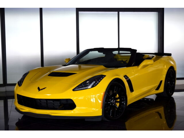 2015 yellow corvette z06 3lz for sale miami florida dealer. Black Bedroom Furniture Sets. Home Design Ideas
