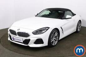 image for 2019 BMW Z4 sDrive 20i M Sport 2dr Auto Convertible Petrol Automatic