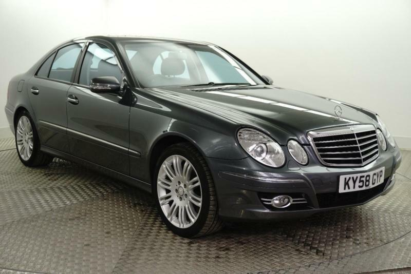 2008 mercedes benz e class e320 cdi sport diesel grey. Black Bedroom Furniture Sets. Home Design Ideas