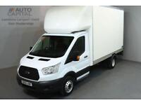 FORD TRANSIT 2.2 350 C/C 124 BHP L3 H4 LWB EXTRA HIGH ROOF REAR TAIL LIFT FITTED