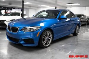 BMW 2 Series 230i xDrive Coupe M Package 2018