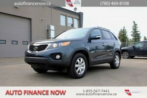 2011 Kia Sorento LX 4WD CLEAN HISTORY REPORT INSTANT CREDIT