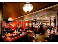 Head Chef at the Royal Albert - salary £30-£34k
