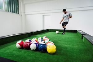SOCCER POOL IS FINALLY HERE!! - VAUGHAN MALL LOCATION