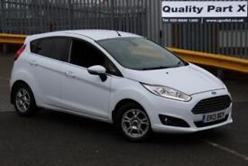 2013 Ford Fiesta 1.6 TDCi ECOnetic Titanium 5dr (start/stop)