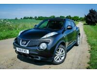 2011 Nissan Juke ONLY 1 Owners 1.6 Acenta 5dr 5spd [Sport Pack] HATCHBACK Petro