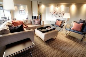 Furnished 2 Bedroom/3 Bedroom Condo in the Estate Downtown
