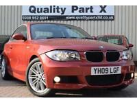 2009 BMW 1 Series 2.0 123d M Sport 2dr