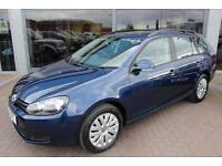 VW Golf S TDI BLUEMOTION. FINANCE SPECIALISTS. VAT QUALIFYING