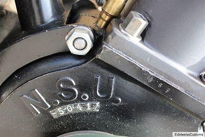 Schönes Detail: Der Motor wurde komplett überholt und läuft wie der Rest des Zweirades einwandfrei
