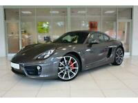 2013 Porsche Cayman 3.4 S (981) Coupe Petrol Manual