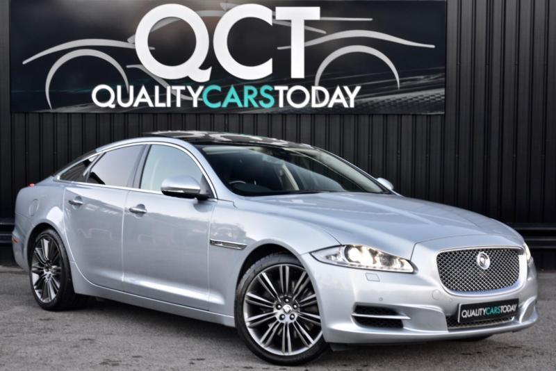 Jaguar XJ 3 0 D Diesel Premium Luxury *Carbon Fibre Veneer + Pan Roof* | in  Sheffield, South Yorkshire | Gumtree