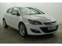 2014 Vauxhall Astra SRI Petrol white Manual