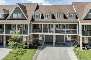 Beautiful Townhome Backing a Park - 1333 Coleman Cres, Innisfil