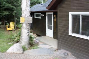 Turnkey Waterfront Cottage For Sale Lake Restoule + Building Lot