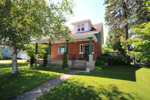 Bright, Updated, Historical Home in Wiarton