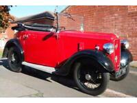 1938 Austin Ape Opal, Nice Car.