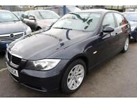 2006 BMW 318 2.0i SE 1 OWNER FROM NEW FULL SERVICE HISTORY 1 YEARS MOT BARGAIN!