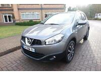 2012 Nissan Qashqai 1.6 Dci left hand drive lhd French registered