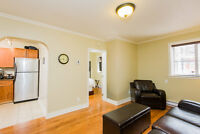 Executive One Bedroom Apartment Centrally Located