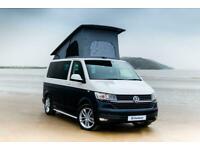 Volkswagen Transporter Danbury Surf Heritage GOLD 4 Berth Campervan