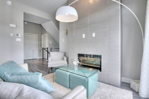 Pent-House Corner Condo with Roof Terrace and Garage from $1265