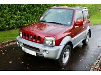 Suzuki Jimny 1.3 Mode with only 24000miles