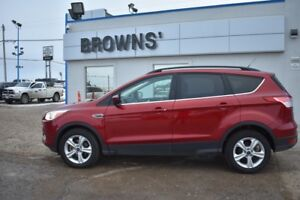 2014 Ford Escape SE - W/Leather Heated Front Seats